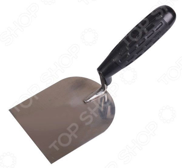 Кельма Archimedes штукатурнаяДругой отделочный инструмент<br>Кельма штукатурная Archimedes 90060 предназначена для размешивания строительных растворов и смесей, а также для нанесения их на поверхности. Рабочая часть инструмента сделана из стали SS и зеркально отполирована с обеих сторон. Чтобы кельма не скользила в руке в процессе работы, на пластмассовой рукоятке предусмотрены резиновые вставки.<br>