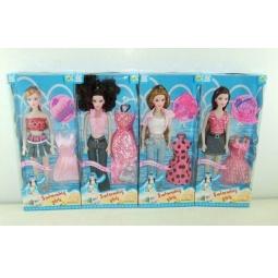 фото Набор игровой с куклой Swimming Girl 1707296. В ассортименте