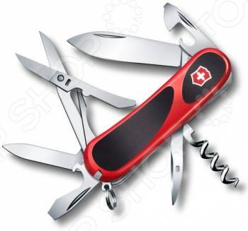 Нож перочинный Victorinox EvoGrip 14 2.3903.С