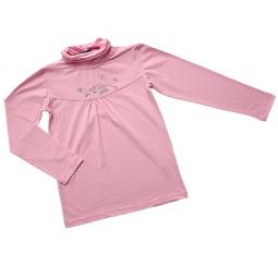 Купить Водолазка для девочек JOTA «Школа». Цвет: розовый