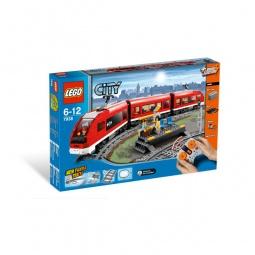 фото Конструктор LEGO Пассажирский поезд