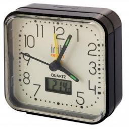 фото Часы-будильник с термометром Irit IR-500