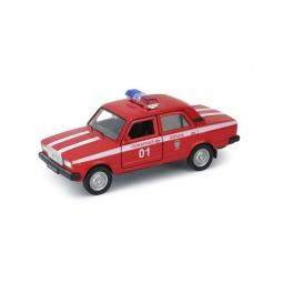Купить Модель автомобиля 1:34-39 Welly LADA 2107. Пожарная охрана