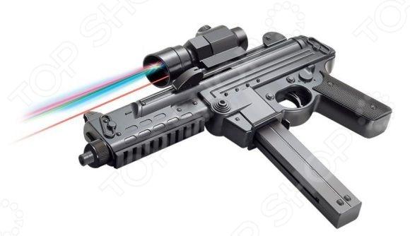 Автомат игрушечный Shantou Gepai ES1003-SM1306A 1 toy игрушечный автомат пулемет взвод