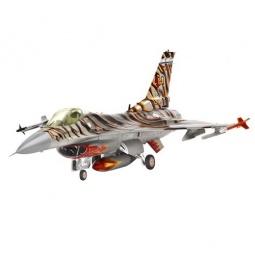Купить Сборная модель истребителя Revell F-16C Block 52
