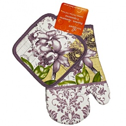 фото Набор прихваток Bon Appetit Irises