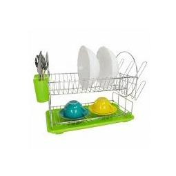 фото Сушилка для посуды Zeidan Z-1185. Цвет: зеленый