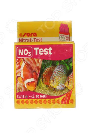 sera Nitrite-Test NO3 16054