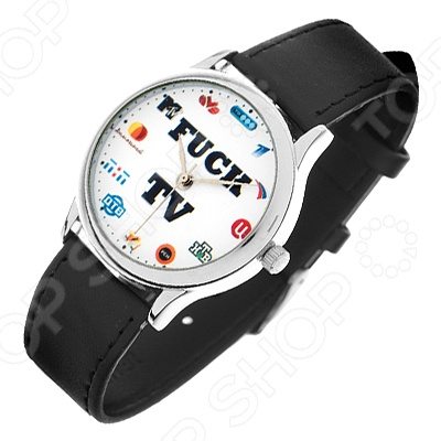 Часы наручные Mitya Veselkov Fuck TV mitya veselkov визитница fuck