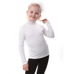 фото Водолазка для девочки Свитанак 817666. Рост: 122 см. Размер: 32
