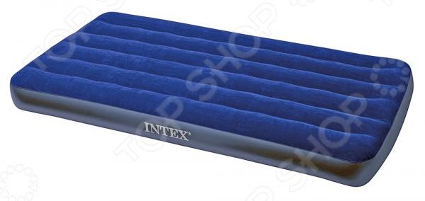 Кровать надувная Intex с68757 кровать надувная односпальная intex prime comfort со встроенным насосом 220в 64444