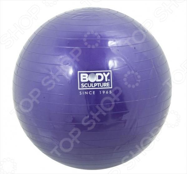 Мяч гимнастический Body Sculpture ВВ-001РР-26 батут body sculpture r 1266 40 дюймов