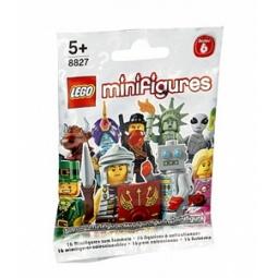 фото Конструктор LEGO Минифигурки серия 6. В ассортименте
