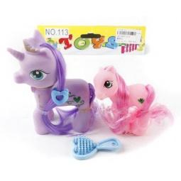 фото Набор фигурок-игрушек Shantou Gepai «Пони» 113