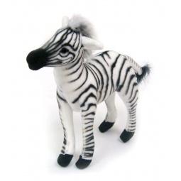 фото Мягкая игрушка для ребенка Hansa «Зебра» 3743