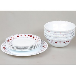 фото Набор столовой посуды Rosenberg 1214-496