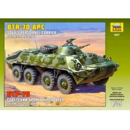 фото Сборная модель Звезда советский БТР-70 (Афганистан)