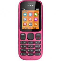 фото Мобильный телефон Nokia 100. Цвет: розовый