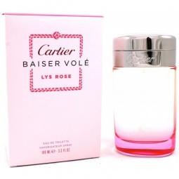 фото Туалетная вода для женщин Cartier Baiser Vole Lys Rose
