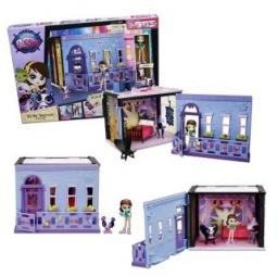 фото Набор игровой с куклой Hasbro «Стильная спальня Блайс»
