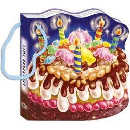 фото Снегуркин торт