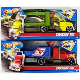 фото Машинка игрушечная Mattel Трейлер. Большие грузовики. В ассортименте