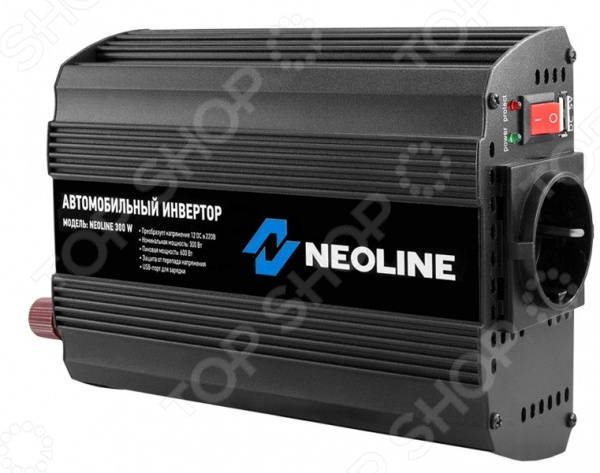 Инвертер автомобильный Neoline 300W oem unused car radio with usb aux mp3 sd card 3ad035185 fit vw golf jetta mkv tiguan passat cc new polo 6r