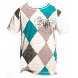 фото Футболка детская Warrior Poet White Diamonds-SS T-Shirt