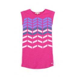 Купить Платье детское Appaman T-Shirt Dress. Цвет: фуксия