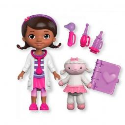 фото Набор игровой для девочки Disney «Доктор Плюшева и ее друзья». В ассортименте