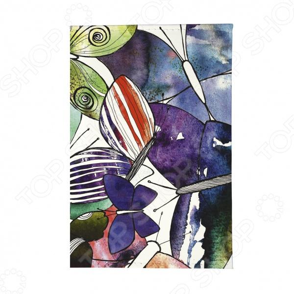 Обложка для автодокументов Mitya Veselkov «Акварельные бабочки»
