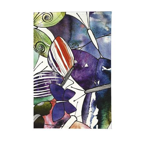 Купить Обложка для автодокументов Mitya Veselkov «Акварельные бабочки»