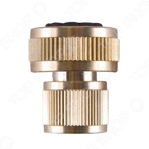 Коннектор с автостопом Archimedes 90945 коннектор с внешней резьбой archimedes 90916