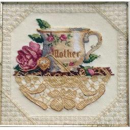 Купить Канва для вышивания Dimensions «Мама»