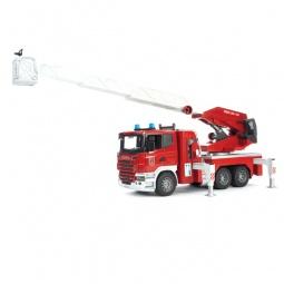 Купить Машина пожарная Bruder Scania 03-590