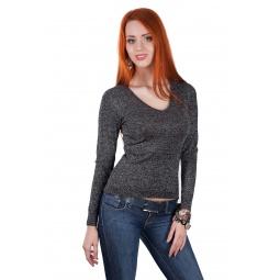 фото Джемпер Mondigo 9415. Цвет: черный. Размер одежды: 44