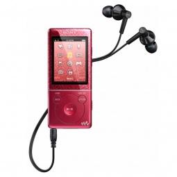 фото MP3-плеер SONY NWZ-E474. Цвет: красный