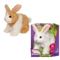 фото Мягкая игрушка интерактивная детская FurRealFrends Кролик веселый. В ассортименте