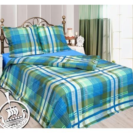 Купить Комплект постельного белья Сова и Жаворонок «Викинг». Евро