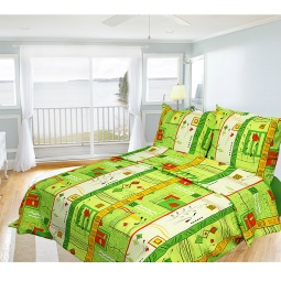 фото Комплект постельного белья Олеся «Южный Стамбул». 1,5-спальный