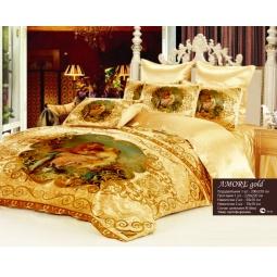 Купить Комплект постельного белья «Аморе». 2-спальный