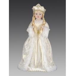фото Кукла под елку Holiday Classics «Снегурочка» 1709386