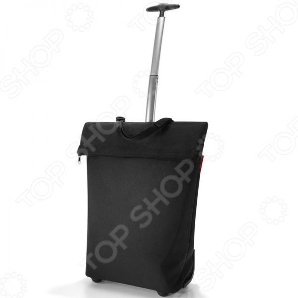 Сумка-тележка Reisenthel Trolley M предназначена для людей, которые ведут активный образ жизни. Путешествие в другую страну, посещение торгового центра или спортзала любое из этих мероприятий требует сбора определенных вещей, принадлежностей или аксессуаров. На помощь приходят рюкзаки, мешки и сумки-тележки. Предлагаемая модель обладает целым рядом преимуществ, среди которых не только привлекательный внешний вид и современный дизайн. Сумка-тележка Reisenthel Trolley M оснащена текстильной ручкой для переноски, телескопической ручкой с двумя степенями сложения можно убрать в специальный карман на молнии и внешним карманом для мелочи. Сумка выполнена из качественного полиэстера, обладающего грязе- и водоотталкивающими свойствами. Объем основного отделения составляет 43 л.