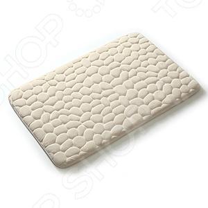 Коврик для ванной White Fox WBBM20-135 «Камешки» коврик для ванной white fox whmr24 225 marine relax
