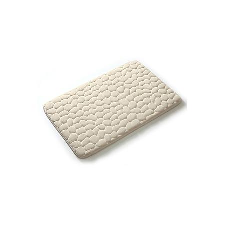 Купить Коврик для ванной White Fox WBBM20-135 «Камешки»
