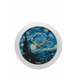 фото Часы настенные Mitya Veselkov «Звездная ночь»