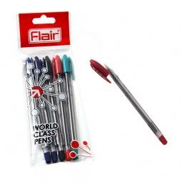 Купить Набор ручек шариковых Flair Flair X-5