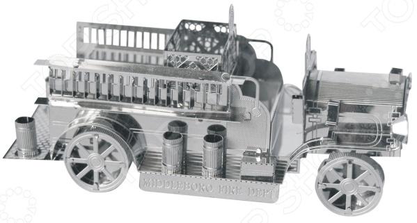 Пазл 3D мини TUCOOL «Старинная пожарная машина» цена