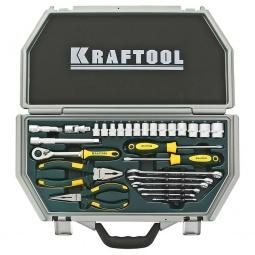 фото Набор слесарно-монтажного инструмента Kraftool Industry 27975-H28