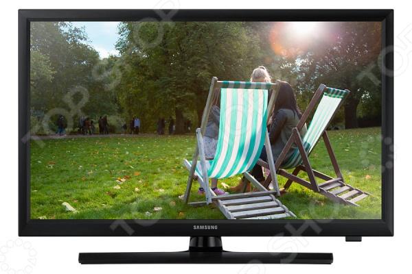 Телевизор Samsung T24Е310EX led телевизор samsung ue32j5205ak